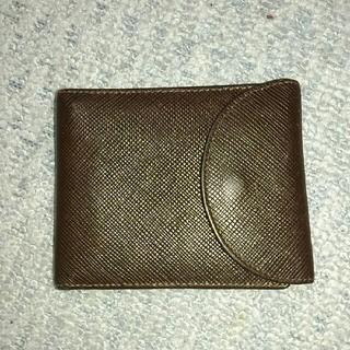 メンズ折り財布(折り財布)