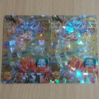 バンダイ(BANDAI)のドラゴンボールヒーローズ 身勝手の極意 UR2枚セット(カード)