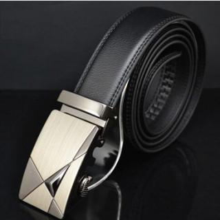 新品 メンズ 本革 イタリアンレザー ベルト カット可 スライド式 人気 上質(ベルト)
