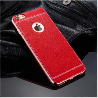 iPhone6/6s/7 スマホケース アイフォンケース 赤 ピンク <8>(iPhoneケース)