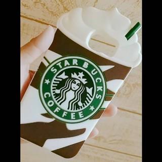 スターバックスコーヒー(Starbucks Coffee)のGALAXY S7 Edge スマホケースカバースタバ(Androidケース)