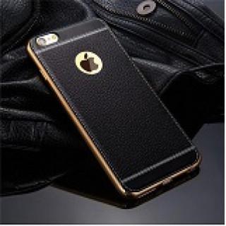 iPhone6/6s/7 スマホケース アイフォンケース 黒 茶 <8>(iPhoneケース)