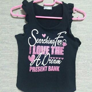バンクキッズ(BANK KIDS)のBANK KIDS ランニング サイズ15(Tシャツ/カットソー)