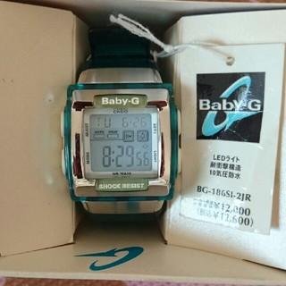 ベビージー(Baby-G)の新品箱なしbaby-G(腕時計)