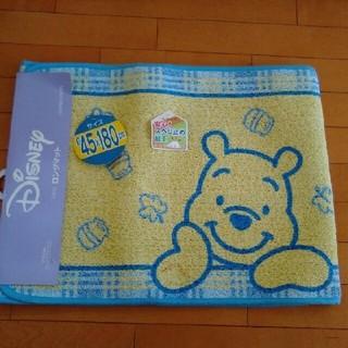 ディズニー(Disney)の【新品】プーさん♡ロングキッチンマット(キッチンマット)
