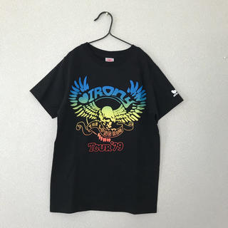 アイロニー(IRONY)のお値下げ中 新品 irony Tシャツ 黒 (Tシャツ(半袖/袖なし))