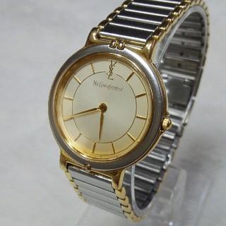 サンローラン(Saint Laurent)のイブサンローラン腕時計 メンズクォーツ(腕時計(アナログ))
