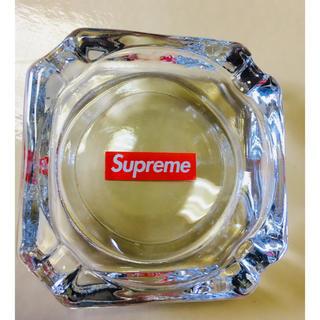 シュプリーム(Supreme)のSUPREME ガラス アシュトレイ!(灰皿)