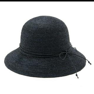 ムジルシリョウヒン(MUJI (無印良品))の【無印】たためる帽子(麦わら帽子/ストローハット)