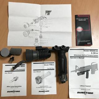 SUREFIRE M900A 実物 Tip Off Filter おまけ