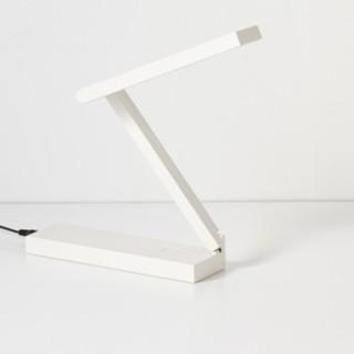 ムジルシリョウヒン(MUJI (無印良品))のLED平面発光コンパクトデスクライト 型番:LE‐R3150  (テーブルスタンド)