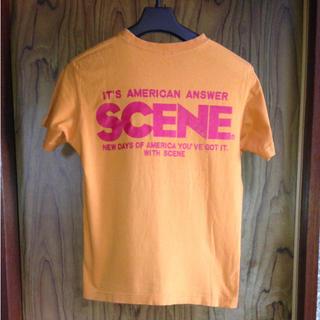 ヴァンヂャケット(VAN Jacket)のSCENE サイズS(Tシャツ/カットソー(半袖/袖なし))