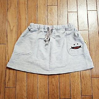 120cm女の子用☆smileスカート(スカート)