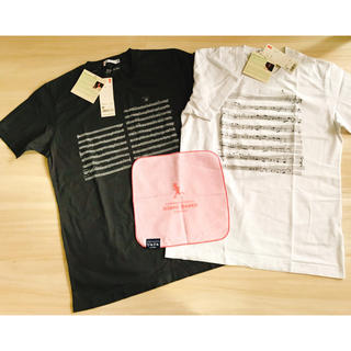 ユニクロ(UNIQLO)の小田和正 ユニクロコラボTシャツ とハンドタオルセット(ミュージシャン)