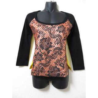クストバルセロナ(Custo Barcelona)の未使用タグ付 クスト custo トップス 半袖Tシャツ サイズ1 S(Tシャツ(長袖/七分))