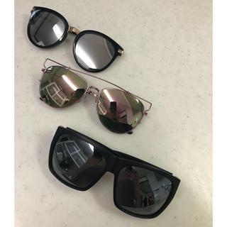 ザラ(ZARA)のサングラス  各一つ  800円(サングラス/メガネ)