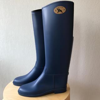 ダフナ(Dafna)のDAFNA  レインブーツ  ネイビー(レインブーツ/長靴)