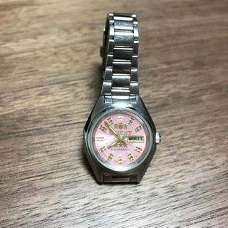 オリエント(ORIENT)のオリエント スリースター レディース腕時計(腕時計)