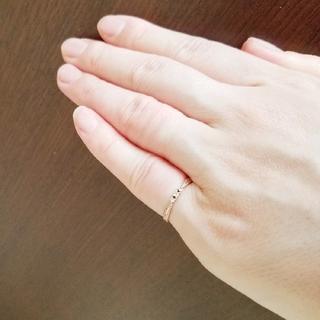 サマンサシルヴァ(Samantha Silva)のサマンサ♡ピンキーリング(リング(指輪))