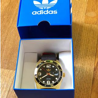 アディダス(adidas)の送料込 adidas アディダス リストウォッチ レア 男女兼用(腕時計)