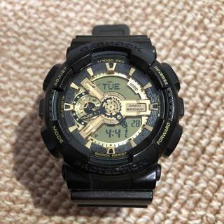 ジーショック(G-SHOCK)の中古 GSHOCK GA-110BR(腕時計(デジタル))