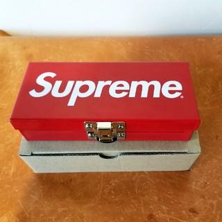 シュプリーム(Supreme)のシュプリーム small metal storage box(小物入れ)