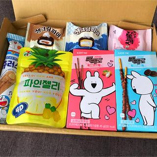 お値下げ!韓国★お菓子詰め合わせ②(菓子/デザート)