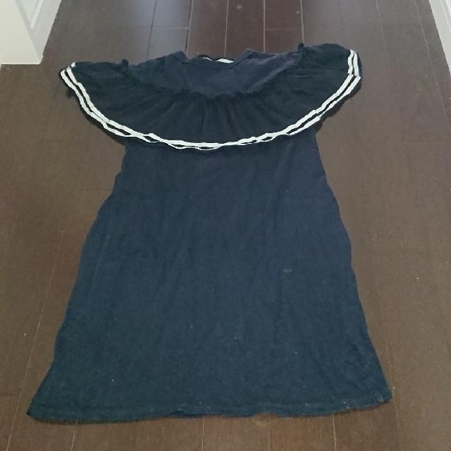 GO TO HOLLYWOOD(ゴートゥーハリウッド)のゴートゥーハリウッド ワンピース キッズ/ベビー/マタニティのキッズ服女の子用(90cm~)(ワンピース)の商品写真