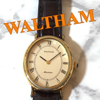 ウォルサム(Waltham)の【WALTHAM】Maxine 腕時計 WH-528(腕時計)