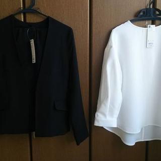 ジーユー(GU)の送料込み新品タグ付き完売 GUスーツ(スーツ)