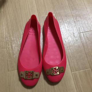 トリーバーチ(Tory Burch)のトリバーチレインパンプス(レインブーツ/長靴)