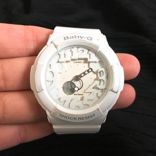 ベビージー(Baby-G)のBaby-G shock resist CASIO時計(腕時計)