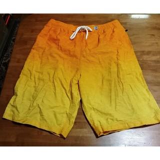 ボディーグローヴ(Body Glove)のBODY GLOVEオレンジ メンズ海パン LL (水着)