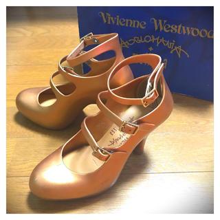 ヴィヴィアンウエストウッド(Vivienne Westwood)のnono様専用vivienne westwood melissa パンプス(ハイヒール/パンプス)