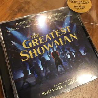 グレイテスト・ショーマン サウンドトラック(映画音楽)