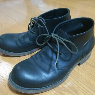 アタッチメント(ATTACHIMENT)のKAZUYUKI KUMAGAI アタッチメント ブーツ(ブーツ)