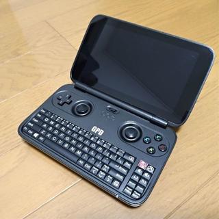【新古品】GPD WIN x7-Z8700 4GB RAM(ノートPC)