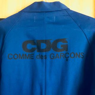 コムデギャルソン(COMME des GARCONS)の【新品】コムデギャルソン CDG ワークコート(トレンチコート)