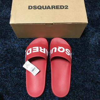DSQUARED2 - DSQUARED2 ディースクエアード サンダル 2018SS