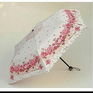 イノセントワールド(Innocent World)の新品 晴雨兼用 折り畳み傘 イノセントワールド(傘)
