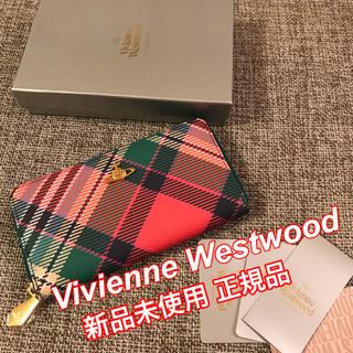 ヴィヴィアンウエストウッド(Vivienne Westwood)のヴィヴィアン 新品 ラウンド 財布 正規品(財布)