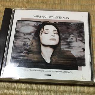 イノリヲコメテ/Haris Alexiou 【CD】(ワールドミュージック)