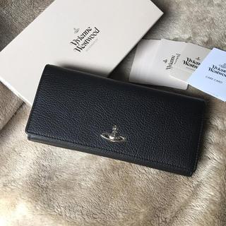 ヴィヴィアンウエストウッド(Vivienne Westwood)のヴィヴィアン  新品未使用 財布 ブラック(財布)