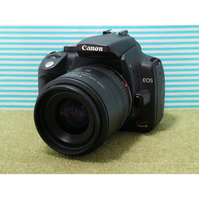 Canon 超美品 Canon キャノン Eos Kiss Digital N の通販