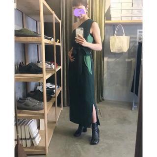JANE SMITH 2018ss ワンショルダー ワンピース(ロングワンピース/マキシワンピース)