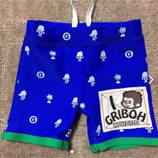 エフオーキッズ(F.O.KIDS)のグリボー  水泳パンツ 80  美品です☆(水着)