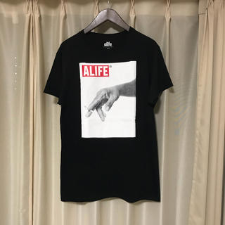 エーライフ(ALIFE)のALFE Tシャツ エーライフ(Tシャツ/カットソー(半袖/袖なし))