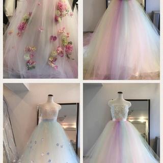 ウエディングドレス用 オーバードレス オーダー受付(ウェディングドレス)