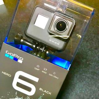 ゴープロ(GoPro)のゴープロ6(コンパクトデジタルカメラ)