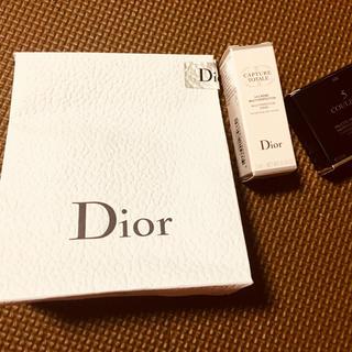 クリスチャンディオール(Christian Dior)のディオール セット(サンプル/トライアルキット)